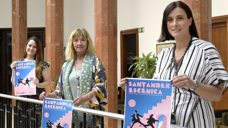 Santander Escénica ofrece este verano una treintena de espectáculos gratis de compañías locales