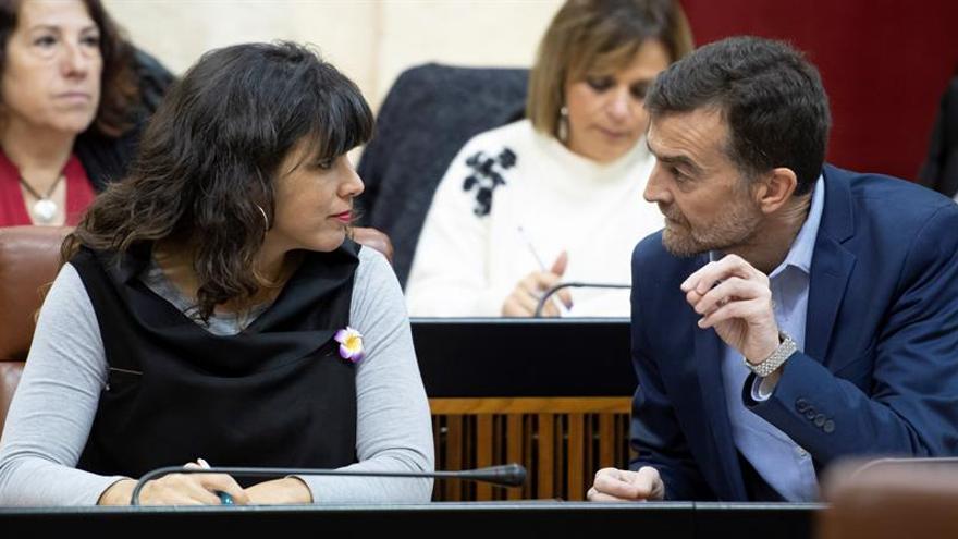 Rodríguez: Podemos quiere ser el contrapeso contra los planes malévolos de Vox