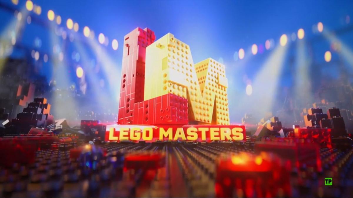 Imagen de la promoción de 'LEGO Masters' en Atresmedia