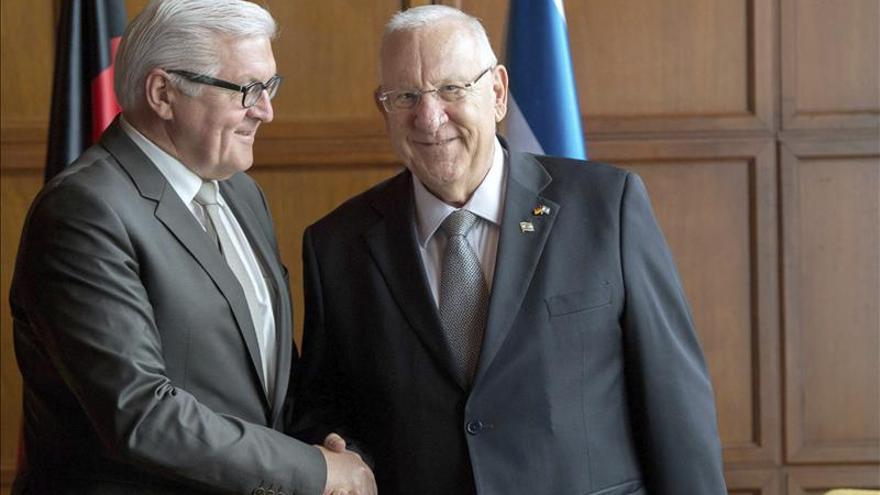 Los presidentes de Alemania e Israel advierten sobre el avance del antisemitismo
