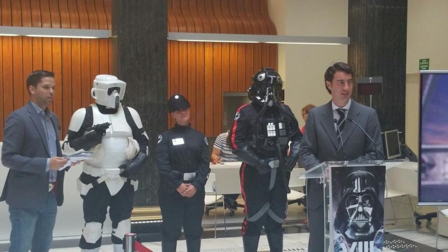 Darth Vader y sus tropas imperiales tomarán Bilbao con un espectacular desfile por la Gran Vía el 24 de septiembre
