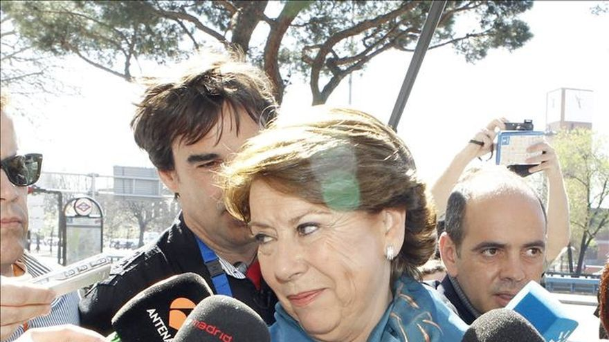 Un perito ratifica el informe que desvincula a Magdalena Álvarez de los ERE