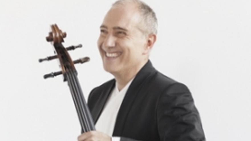 El violonchelista bilbaíno Asier Polo participa en el ciclo Baluarte Cámara