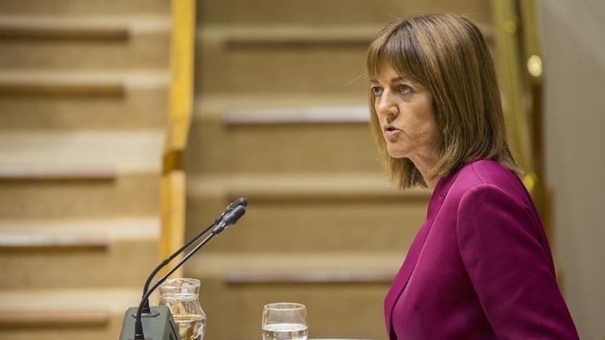 """Mendia dice que Euskadi necesita """"un Estatuto más social"""" porque el actual """"se nos ha quedado bastante viejo"""""""