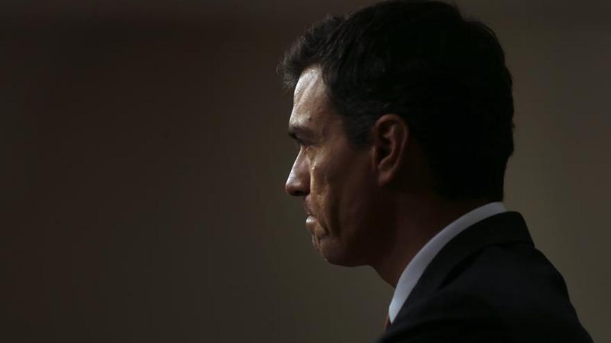 """Sánchez reclama a Rajoy un gobierno """"no continuista"""" y con otras políticas"""