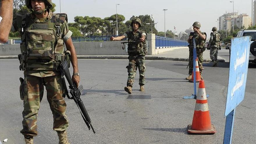 Secuestrado en el Líbano Hanibal Gadafi, hijo del exdictador libio