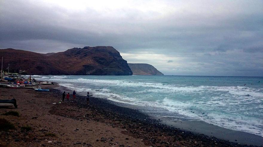 Parque Natural Cabo de Gata.