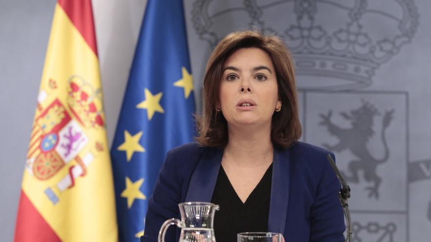 Santamaría avanza que el Estado ha ahorrado 10 millones en los sueldos de los directivos de empresas públicas