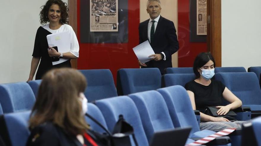 La Moncloa reabre sus puertas a los periodistas con limitaciones de seguridad