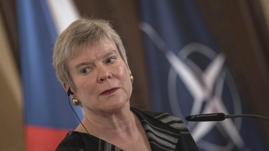 Los ministros de la UE tratan la defensa común, la cooperación con la OTAN y el apoyo a Irak