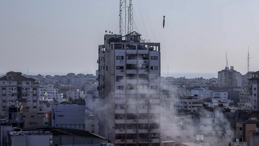 Las calles de Israel, nuevo frente de batalla entre árabes y judíos