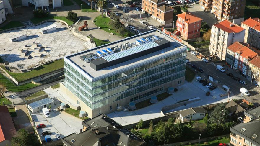 Sede del Instituto Cántabro de Servicios Sociales (ICASS) en Santander.