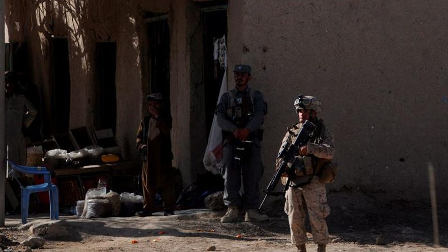 Talibanes dicen que, tras 15 años, EEUU ha fracasado en todos sus objetivos