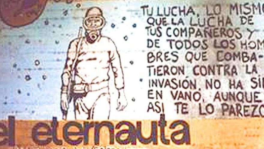 El Eternauta de Héctor Oesterheld