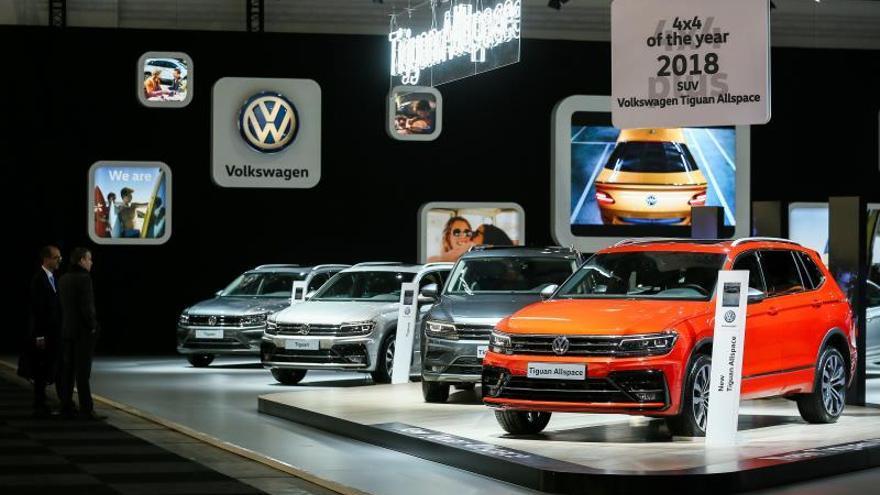 612b8c129 Volkswagen sube su beneficio en 2018 un 0,7%, hasta los 13.900 millones de  euros