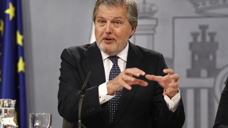 """Méndez de Vigo no entra a valorar las palabras de Gallardón en FAES: """"Cada uno es responsable de lo que dice"""""""