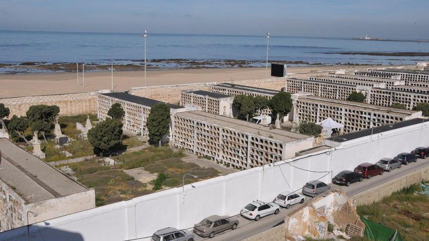 Antiguo cementerio de San José en Cádiz. / EuropaPress