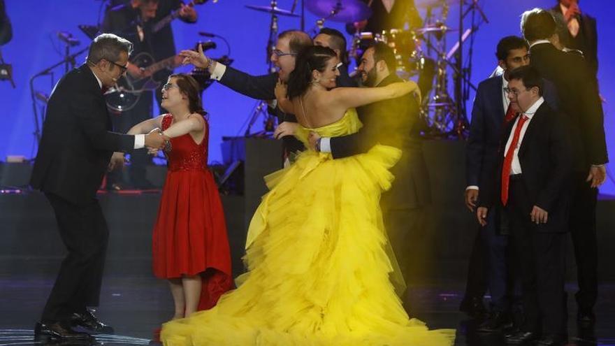 Los Goya recuperan audiencia y logran un 26,2 % de cuota, la mejor desde 2010