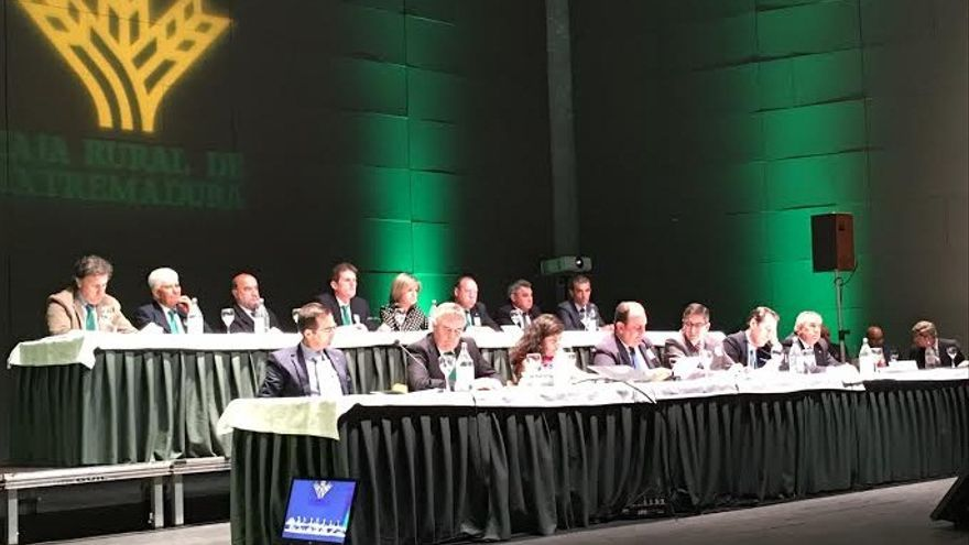 Asamblea General Ordinaria de Socios de Caja Rural de Extremadura