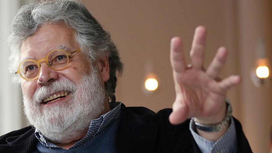 El periodista y escritor Joaquín Estefanía.