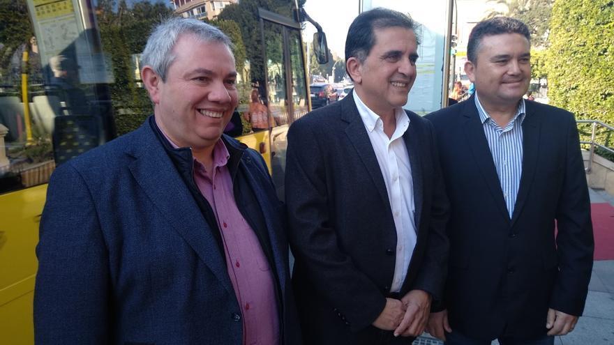 El candidato a la alcaldía de Murca por el PSOE propone la gratuidad del transporte público en los días de alta contaminación