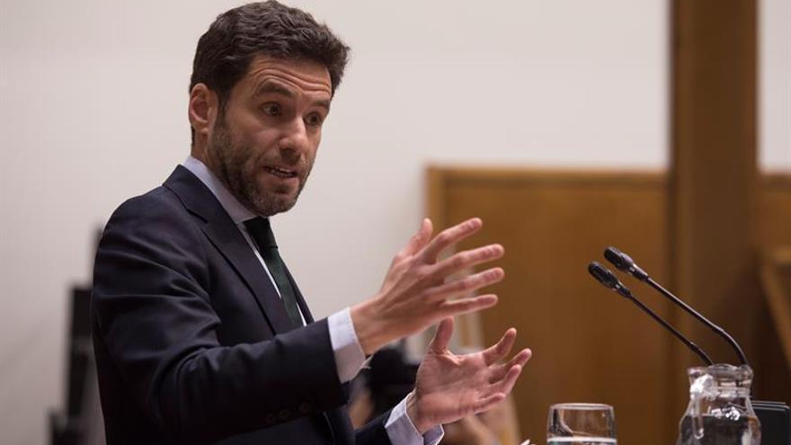 """PP vasco: """"Si ETA se disuelve la política de dispersión cambiará en 48 horas"""""""