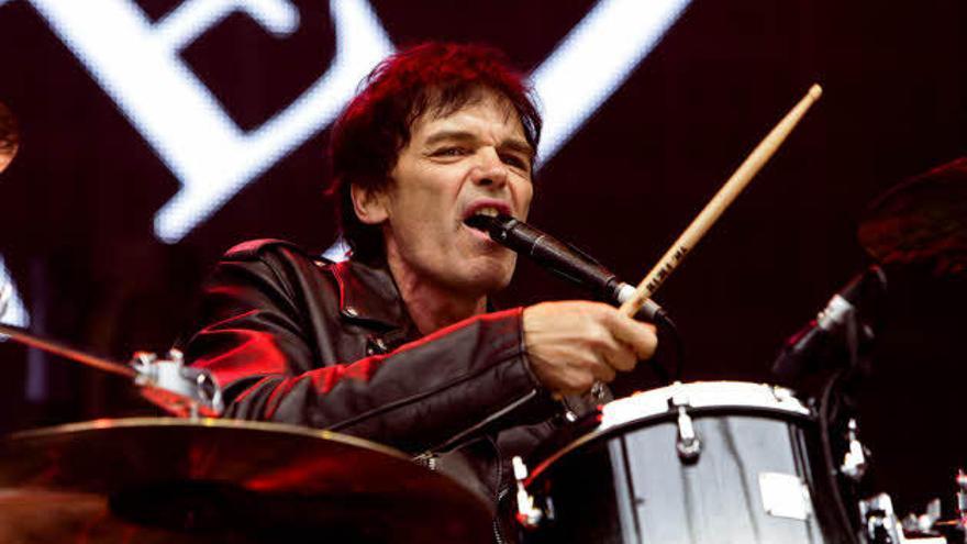 Richie Ramone toca el viernes en el Jimmy Jazz (Vitoria) y el sábado en el Stage Live (Bilbao).