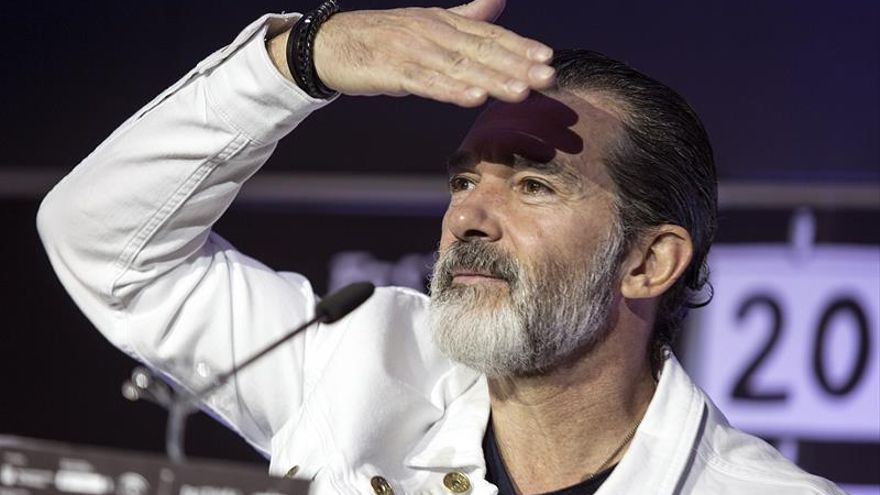 """Antonio Banderas: """"Me parece un sueño todo lo que me ha pasado"""""""