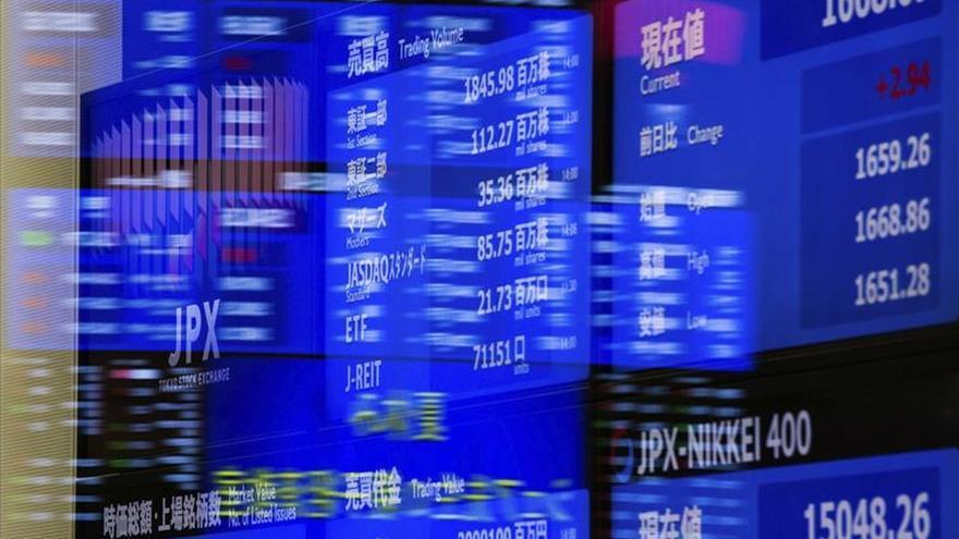 El Nikkei cae un 0,27 por ciento en la apertura