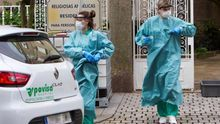 Galicia registra 10 fallecimientos en las últimas horas, mientras se reducen los ingresos hospitalarios por coronavirus