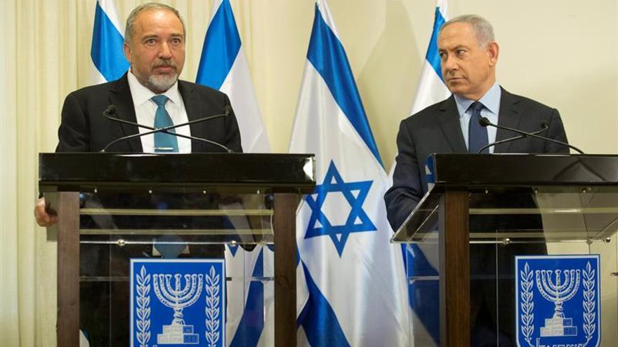 El gabinete israelí vota hoy la designación de Lieberman como titular de Defensa
