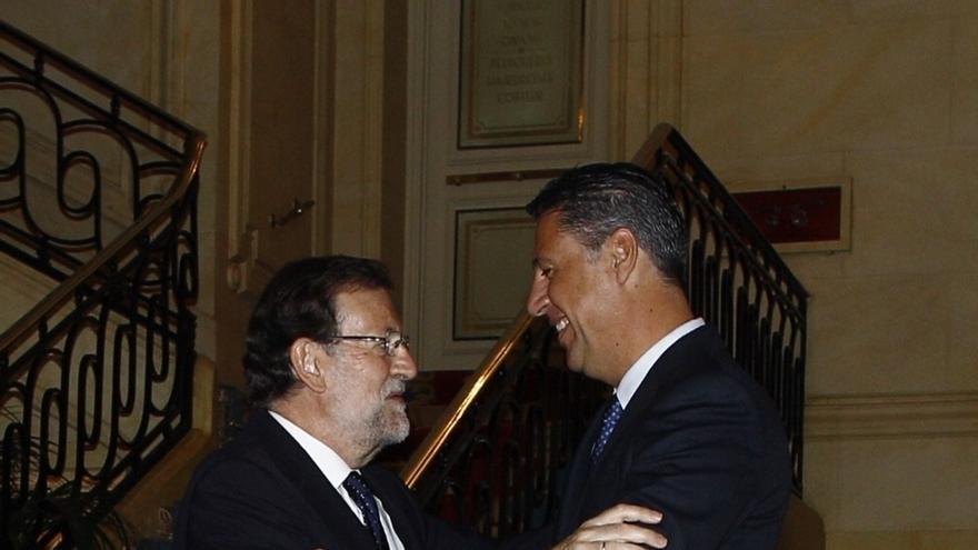 Rajoy arropa este domingo a Albiol en Lleida, la primera de sus cinco visitas a Cataluña en campaña