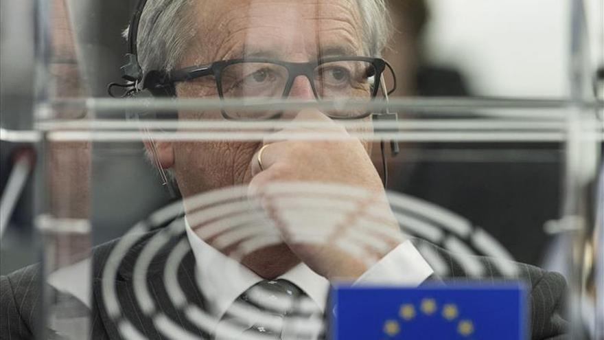 El primer año de la Comisión Juncker, de crisis en crisis