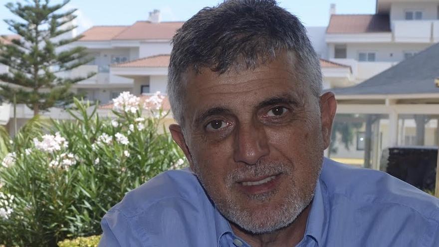 El psiquiatra palmero Félix González.