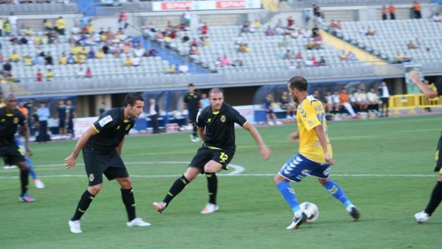 Del UD Las Palmas-Villarreal #17