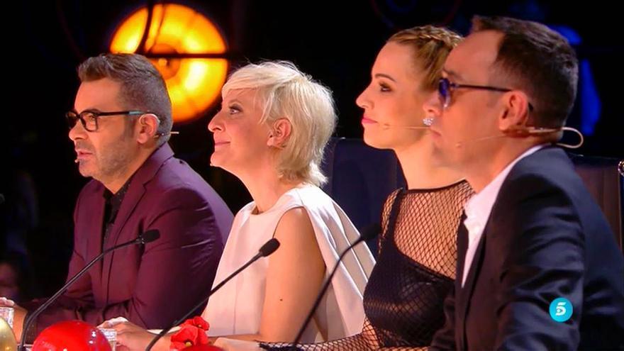 'Got Talent Junior' lidera y Toñi Moreno planta cara en una noche descafeinada