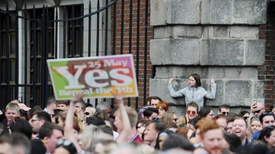 Varadkar destaca el contundente apoyo de los irlandeses a la reforma del aborto