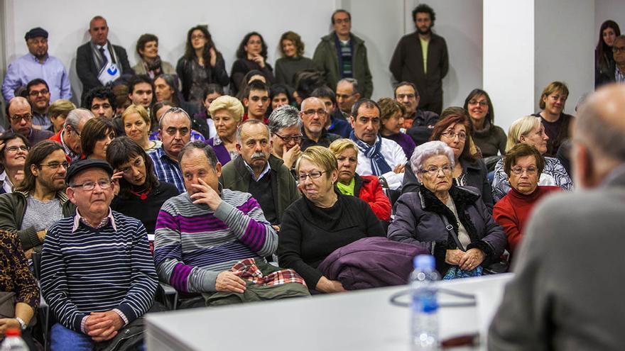 Arcadi Oliveres. / CARMEN SECANELLA