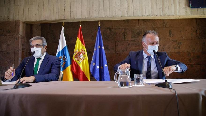 Canarias ahorrará en los próximos cuatro años 14,6 millones con una primera renegociación de su deuda