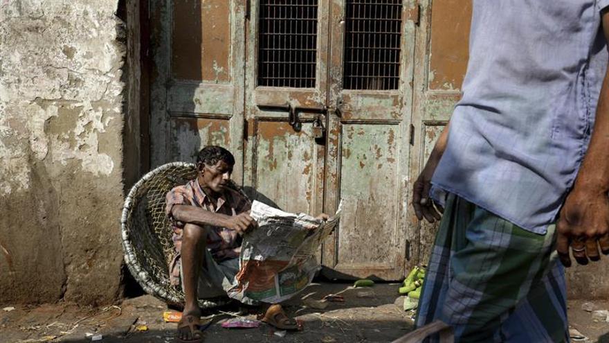 La crisis de los billetes en la India da un respiro a las bodas