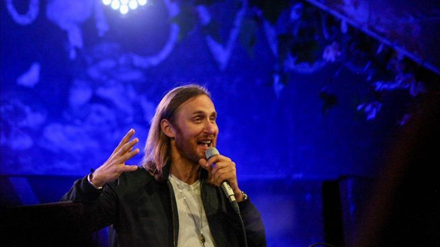 Guetta despide en Brasil al primer festival Tomorrowland del hemisferio sur