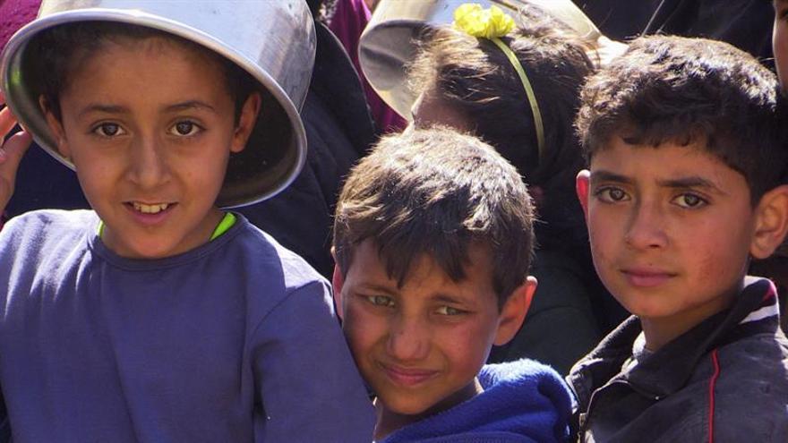 2016, el año con más violaciones contra menores en Siria, según Unicef