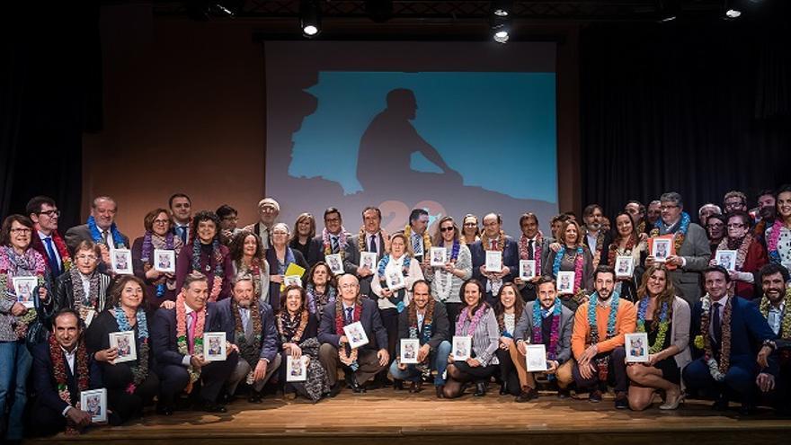 Más de mil personas celebran con Anna Ferrer en Andalucía el XX Aniversario la Fundación Vicente Ferrer en España