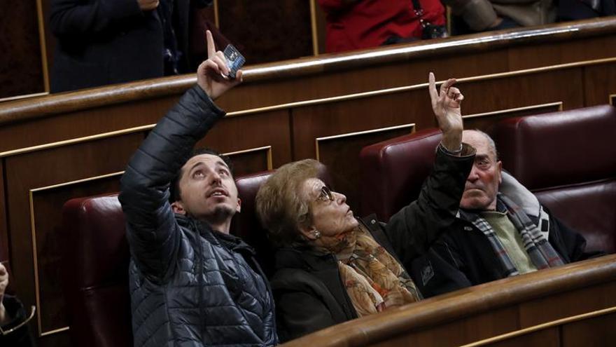 """El Congreso """"abre sus puertas"""" a la reforma de la Constitución"""