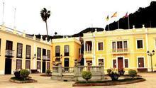 Ayuntamiento de la Villa de Mazo.