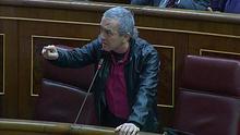 Amaiur lamenta que PSOE, CiU y PNV den cheque en blanco al PP en pensiones