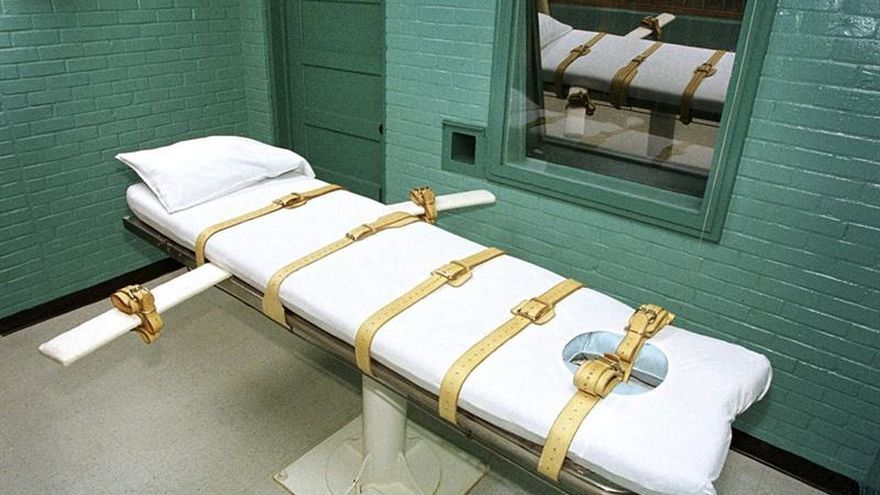 Alabama (EE.UU.) ejecuta a un preso por un asesinato en un atraco de 1994
