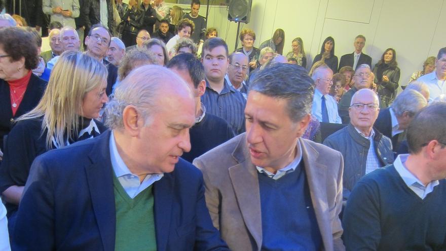 """Fernández Díaz avisa de un posible """"pacto de perdedores"""" para llega a La Moncloa"""