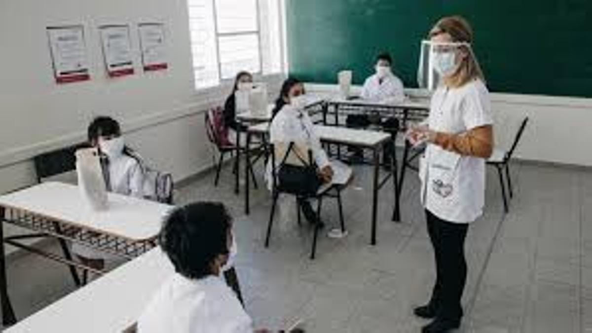 Los docentes ya se pueden inscribir para vacunarse