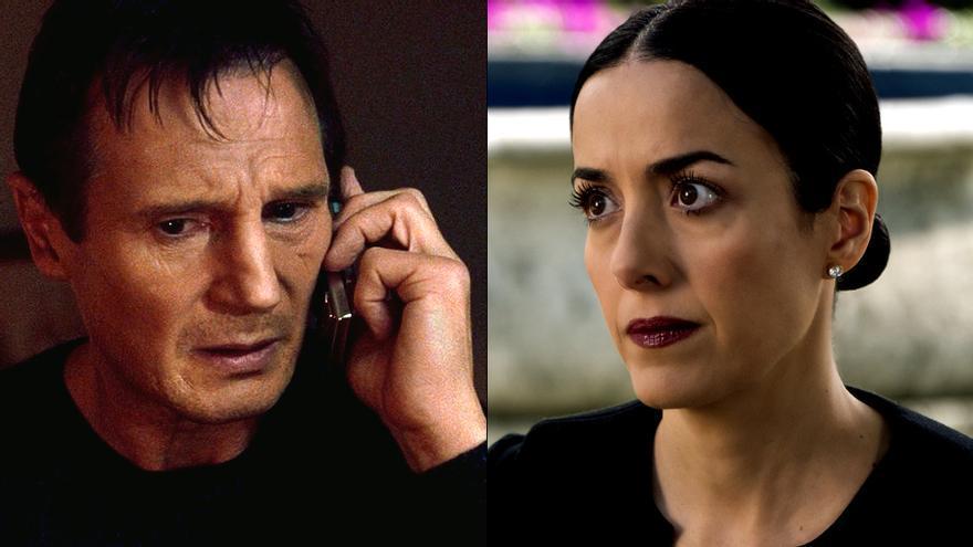 Paulina de la Mora, a lo Liam Neeson
